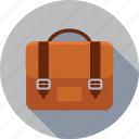bag, school bag icon