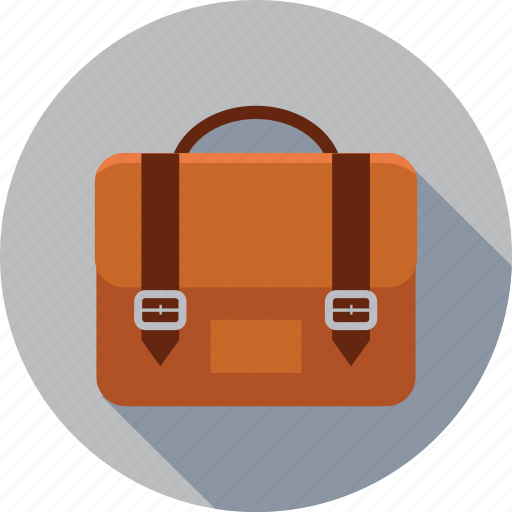 bag, school bag icon