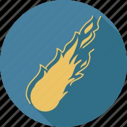 bonfire, fire icon