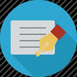 edit, notes icon