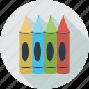 pencil set, pencils icon