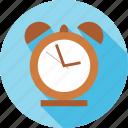 alarm, alert, attention, timer icon