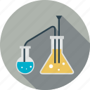 lab, laboratory, physics, tubes icon