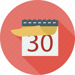 calendar, date, month icon