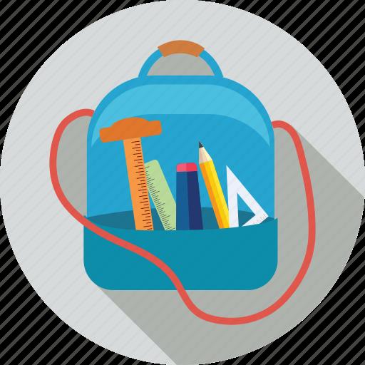 drawing kit, drawing toolkit icon