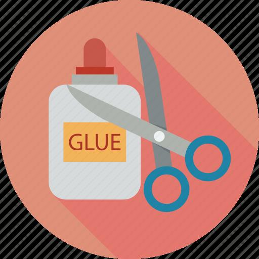 glue, scizor icon