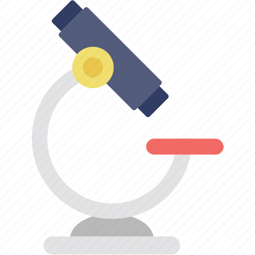 biochemistry, lab research, lab tool, laboratory, microscope icon
