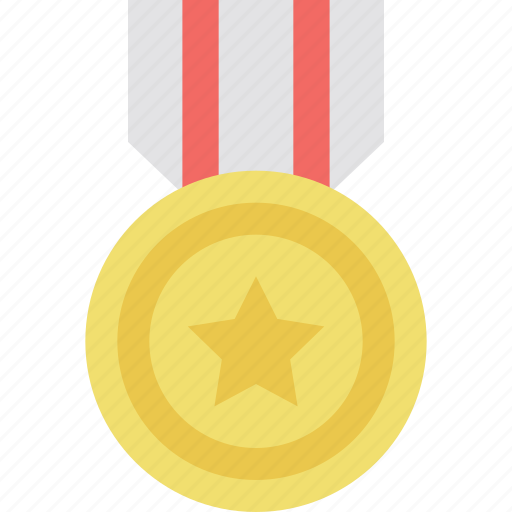 achievement, award badge, insignia badge, medal of honor, military medal icon