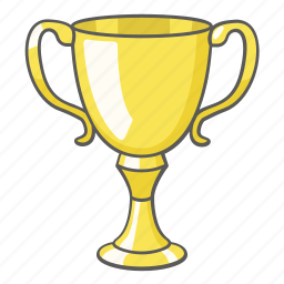 award, cup, first, place, prize, trophy, winner icon