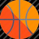 ball, basketball, play, sports icon