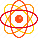 chemistry, experiment, nuclear, physics icon