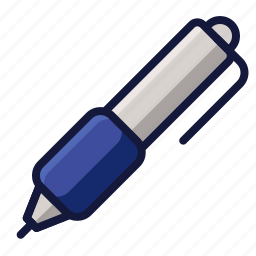 collage, education, pen, school, sience, write icon