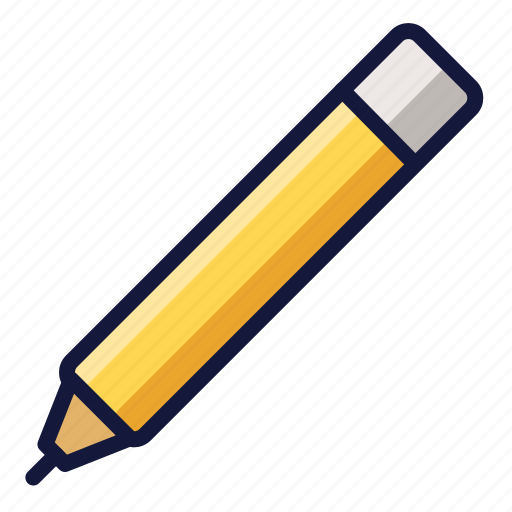 collage, education, pencil, school, sience, tool, write icon