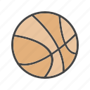 ball, basketball, game, sport icon