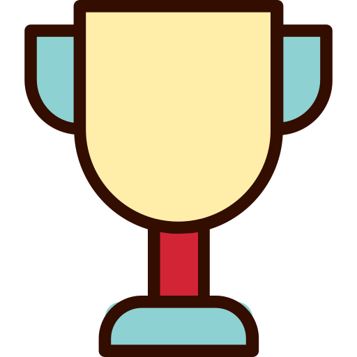 Award, championship, education, trophy, winner icon - Free download
