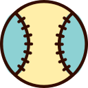 baseball, education, leisure, play, softball, team icon
