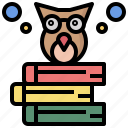 book, bulb, creative, idea, knowledge, read, study icon