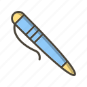 edit, education, pen, writing icon
