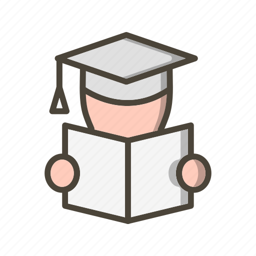 learning, reading, student, study icon