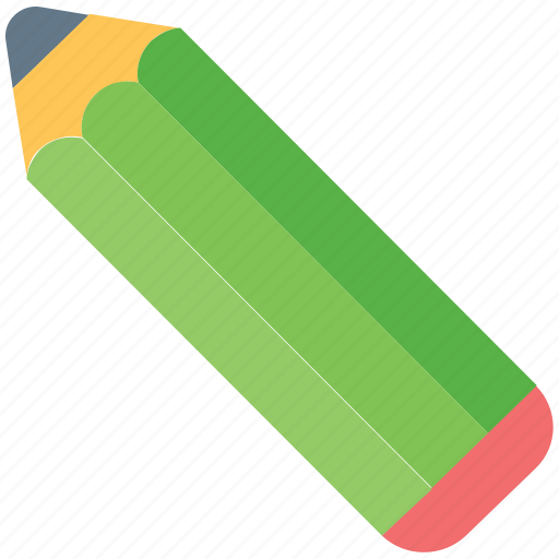 Color fill, compose, draw pencil, pencil, scribe, write, writing icon - Download on Iconfinder