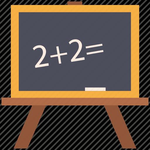 blackboard, chalkboard, flipchart, tafel board, wandtafel, whiteboard icon