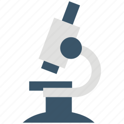 inspection, lab equipment, microscope, optical microscope, research, zoom microscope icon