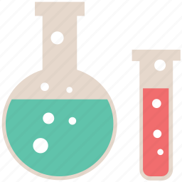 experiment, flask, lab glassware, laboratory, sample tube chemistry, test tube icon