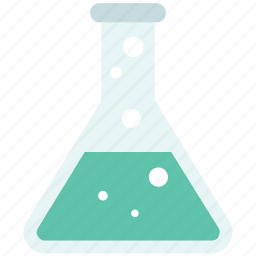 beaker, conical, erlenmeyer, flask, lab equipment, test tube, volumetric flask icon