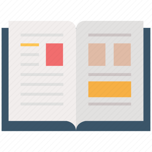 Album, book, bookmark, card book, catalog, education, stenopad icon - Download on Iconfinder