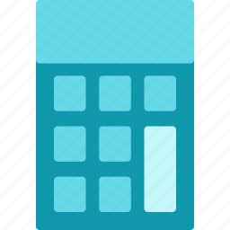 calculator, education, learn, school, science icon