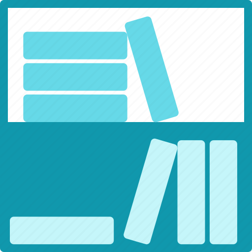 education, learn, library, school, science icon