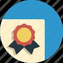 achievement, badge, cup, hot, reward, star, win icon