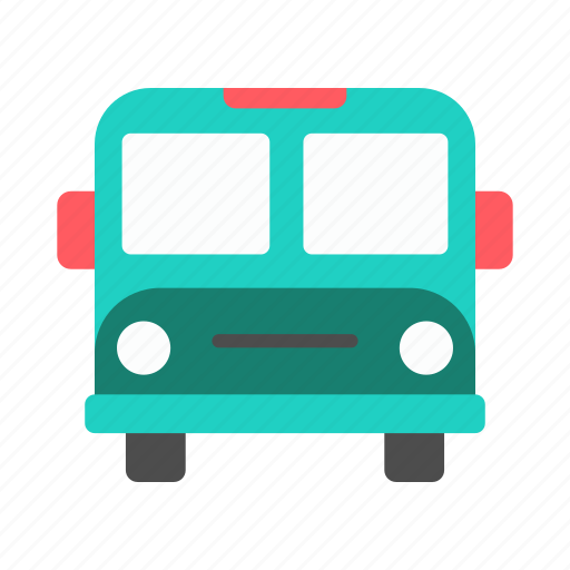 automobile, education, public transport, school bus, vehicle icon