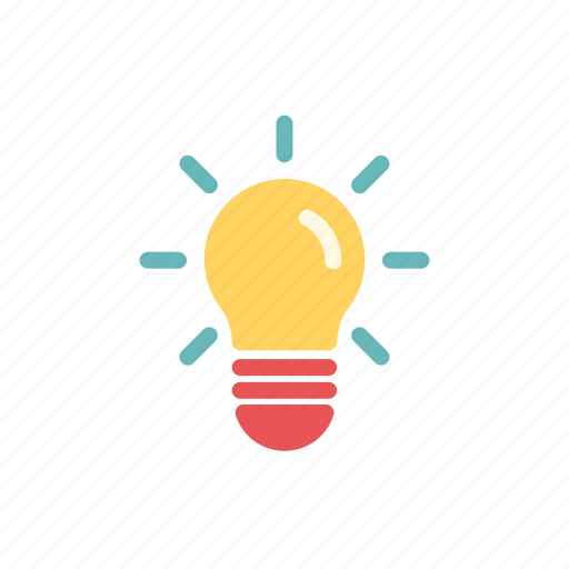 brainstorming, bulb, education, idea, ideas, lamp icon