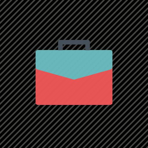 bag, baggage, briefcase, case, document, suitcase icon