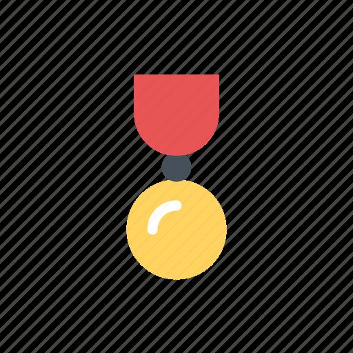 award, badge, medal, prize, star, trophy, winner icon