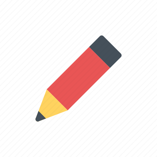 Eraser, ink, paper, pen, pencil, stationary, writing icon - Download on Iconfinder