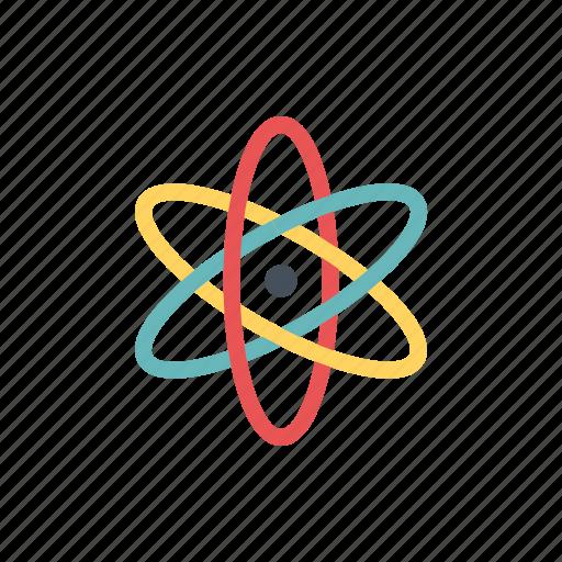 education, physics, school, school equipment, science, scientist icon