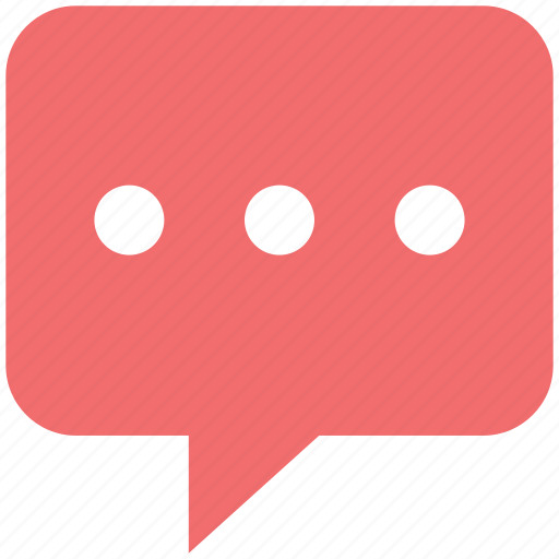 Bubble, chat, chat balloon, chat bubble, comments, message, speech bubble icon - Download on Iconfinder