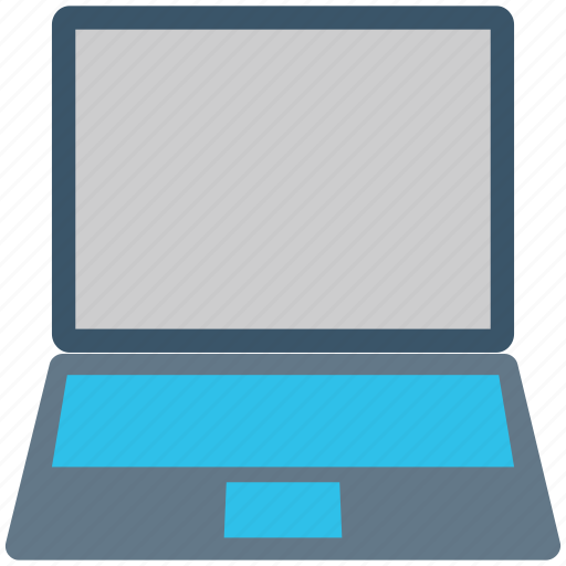 laptop, laptop computer, mac, mini computer, notebook pc icon