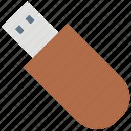 data stick, flash, flash drive, pen drive, universal serial bus, usb, usb stick icon