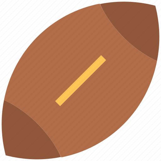 american ball, american football, ball, egg ball, football, game icon