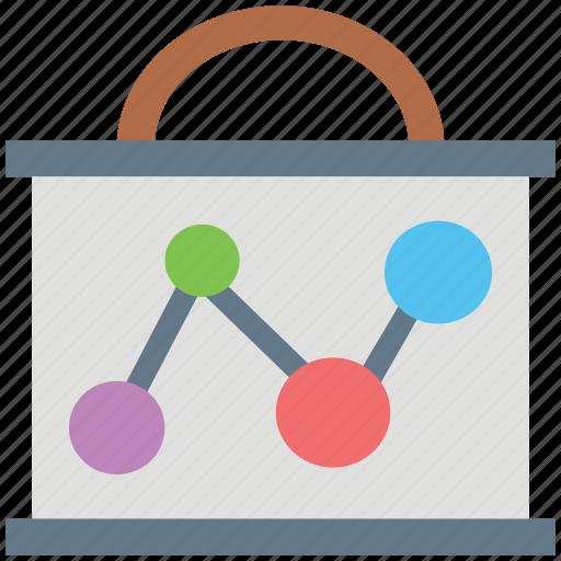 analytics, business chart, chart, finance graph, graph, statistics icon