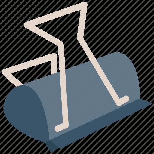 bulldog clip, clip, document clip, documents clip, paper clip, stationery icon