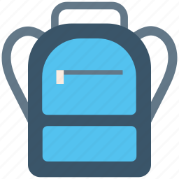 backpack, bag, school accessories, school bag, travel backpack icon