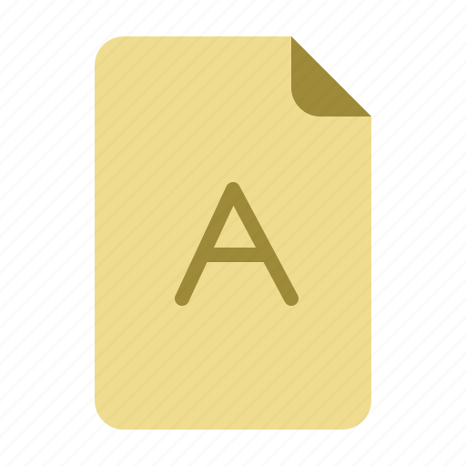 collage, education, file, grade, school, sience, value icon