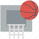 basketball, basketball court, basketball hoop, basketball stand, game, sports icon