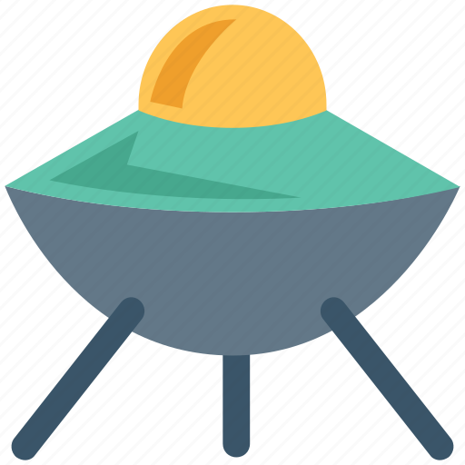aircraft, airship, alien ship, flying saucer, spacecraft, ufo icon
