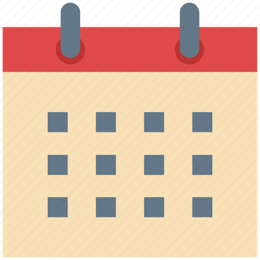 agenda, almanac, appointment, calendar, diary, schedule, yearbook icon