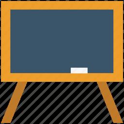 blackboard, chalkboard, education, green board, note board, whiteboard icon